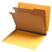 Folders with Dividers