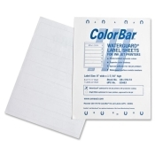 ColorBar Label Stock