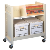 Mobile File Carts