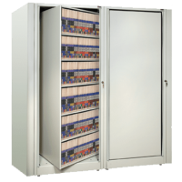 Datum Rotary Cabinets | Carts
