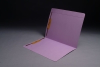 11 pt Color Folders, Full Cut Reinforced Top Tab, Letter Size, Fasteners Pos. 1 & 3 (Box of 50)