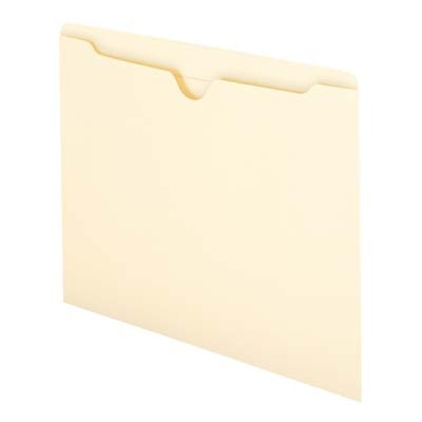 14 pt Manila Pocket Folder, Top Tab, Letter (Box of 50)