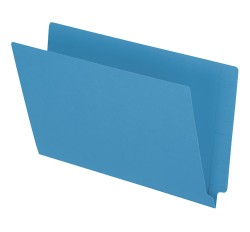 14 pt  Color Folders, Full Cut 2-Ply End Tab, Legal Size (Box of 50)