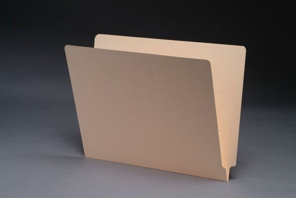 14 pt Manila Folders, Letter Size (Box of 100)