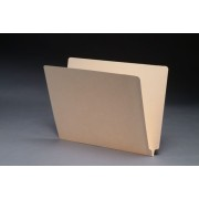 11 pt Manila Folders, Full Cut 2-Ply End Tab, Letter Size (Box of 100)