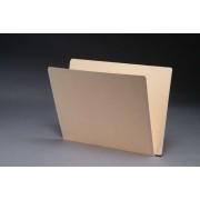 11 pt Manila Folders, Super End Tab, Letter Size (Box of 100)
