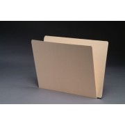 14 pt Manila Folders, Super End Tab, Letter Size (Box of 100)
