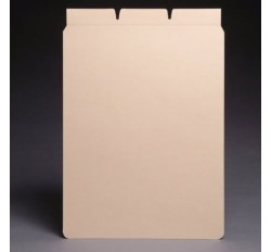 Self Adhesive Divider, End Flap (Box of 100)