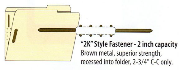 Embedded Fasteners