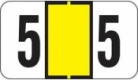 Numeric Color Labels